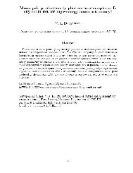 PDF file (157 kb) - Particle Physics and Particle Astrophysics ...