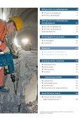 Professzionális kék elektromos kéziszerszámok Kőzet - Bosch - Page 3