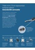 Professzionális kék elektromos kéziszerszámok Kőzet - Bosch - Page 7