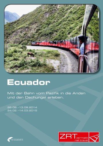 Detailprogramm - Zermatt Rail Travel
