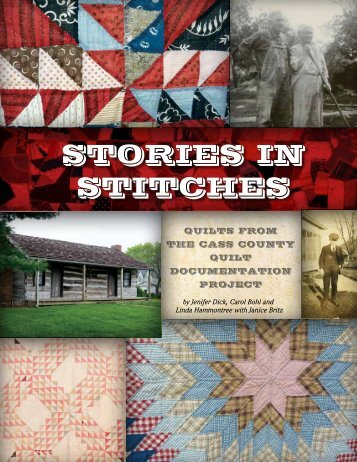 StorieS in StitcheS - Pickledish Store