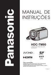 HDC-TM80.pdf - Panasonic