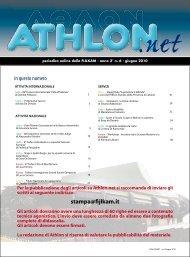 Athlon Net giugno 2010 - Fijlkam
