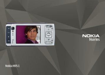 Инструкция Nokia N95