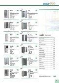 Dulapuri Industriale accesorii - Eldon - Page 2