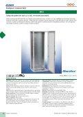 Dulapuri Industriale accesorii - Eldon - Page 5