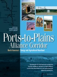 Ports-to-Plains - Inbound Logistics