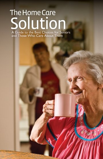 Solution - Home Instead Senior Care