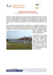 Kussmaul - Biogas Regions project