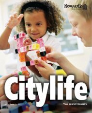 Your council magazine - Newcastle City Council