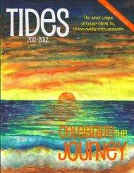 TIDES Issue 2011 - Junior League of Corpus Christi