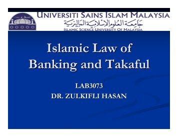 Legal Framework of Shariah Governance