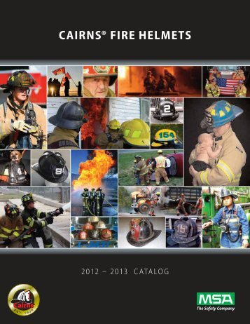 CAIRNS® FIRE HELMETS - 5 Alarm Fire and Safety Equipment