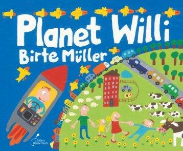 Willi kommt auf die Welt - Klett Kinderbuch
