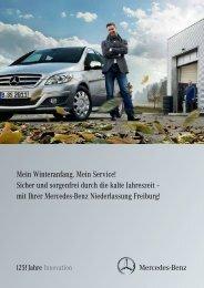 20900 - Mercedes-Benz Niederlassung Freiburg