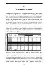 upravljanje zavodom - Hrvatski zavod za mirovinsko osiguranje