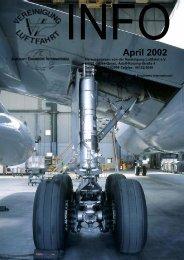April 2002 - Vereinigung Luftfahrt eV