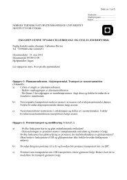 Side av 1 av5 NORGES TEKNISK-NATURVITENSKAPELIGE ...