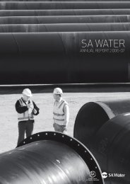 SA Water Annual Report, 2006-07