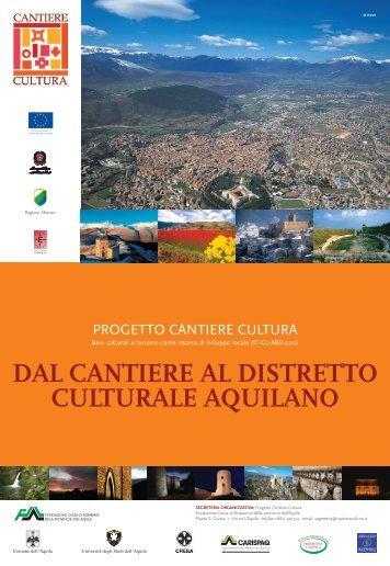 Allegato Progetto Cantiere Cultura - MU6