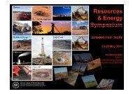 JM Res & Energy Symp Broken Hill May 2011 - MISA