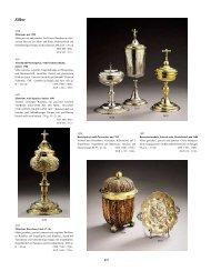Silber - Galerie Fischer Auktionen AG