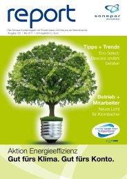 Aktion Energieeffizienz Gut fürs Klima. Gut fürs Konto.