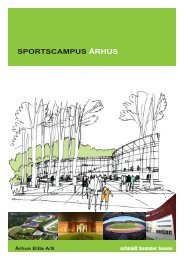 SPORTSCAMPUS ÅRHUS - CK Aarhus