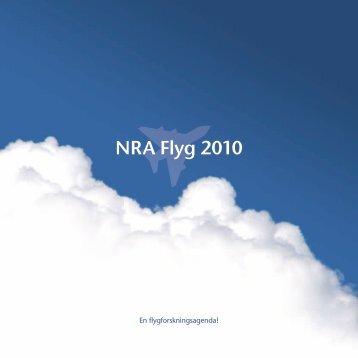 NRA Flyg 2010 - Vinnova