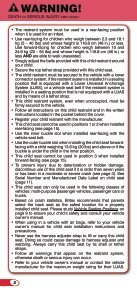 Roundabout® 55 - Britax CA - Page 4