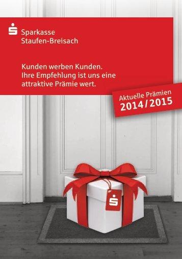 Coupon - Sparkasse Staufen-Breisach