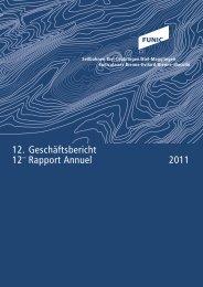 Rapport annuel 2011 PDF