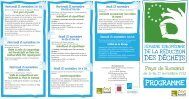Programme 2012 - Plan Climat du Pays de Romans