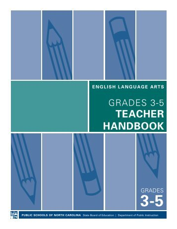 ELA Teacher Handbook
