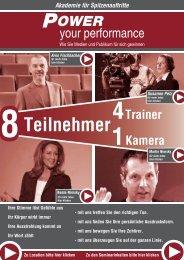 Seminarunterlagen im pdf-Format - Stimme.at
