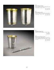 Silber & Versilbertes - Galerie Fischer Auktionen AG
