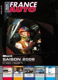 SAISON 2006 - FFSA