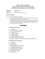 Course outline.pdf - Yidnekachew