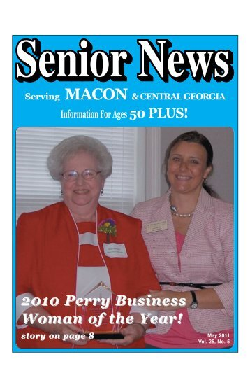 May - Senior News Georgia