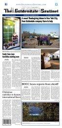 November 28, 2012 - Goldendale Sentinel