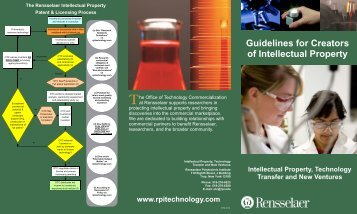 Guidelines for Creators version 4 2013 - Rensselaer Office of ...