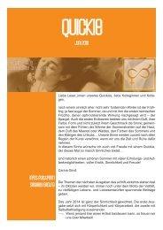 Juni 2013 Infos Plattform sexuelle Bildung