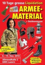 Katalog Luzern als PDF - dicks-armyshop gmbh