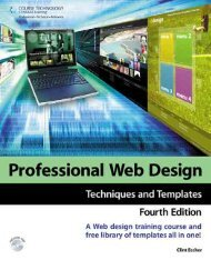 Professional Web Design: Techniques and Templates, Fourth Edition