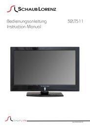 Bedienungsanleitung - in der support-zone - HB Austria