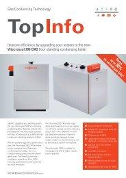 Top Info Vitocrossal 200 CM2366 KB - Viessmann