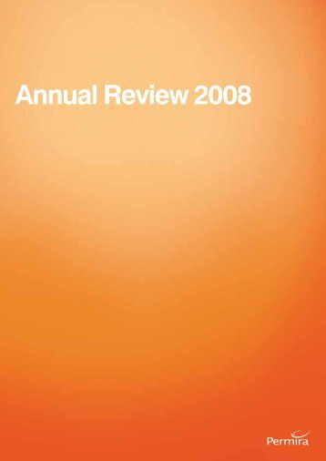 Permira Funds' Portfolio 2009 Annual Review 2008