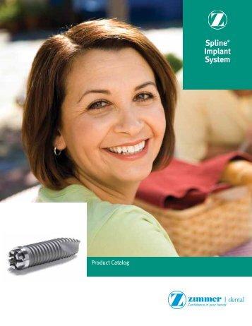 Spline Implant System - Zimmer Dental GmbH