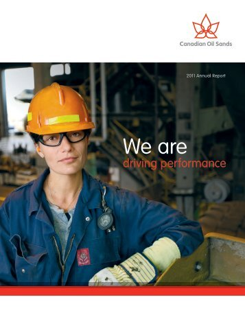 Annual Report - Canadian Oil Sands
