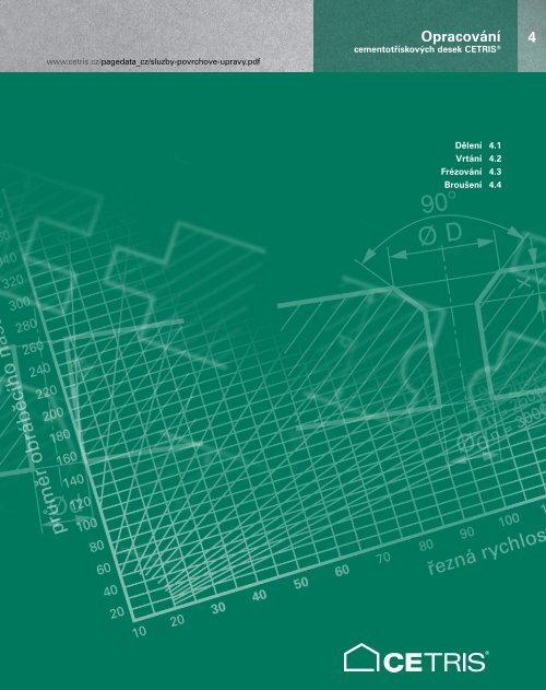 4 Opracování - Cetris